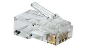 Picture of RJ45 Connector CAT5e