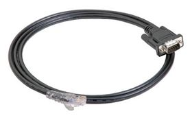 Picture of RJ45 to male DB9