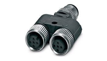 Picture for category Y Connectors - M12
