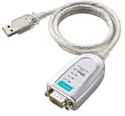 Picture of MOXA 1 port USB-to-Serial Hub  RS-232