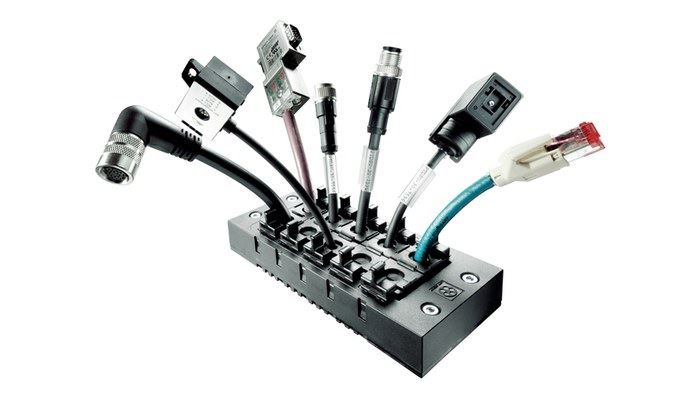 Skintop Cube Frame 16 Electrical Cable Amp Automation