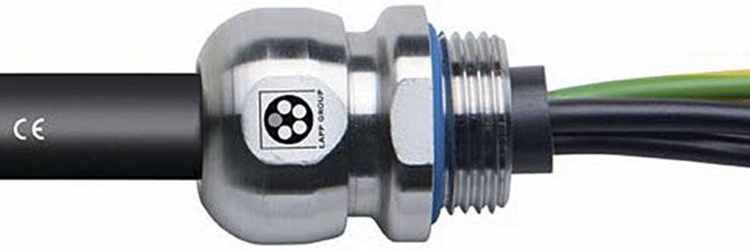SKINTOP® / INOX Stainless Steel Gland