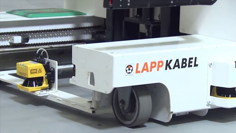 Fast Delivery With LAPP