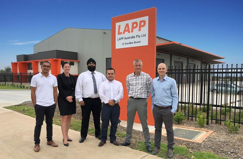 LAPP Australia Has Landed