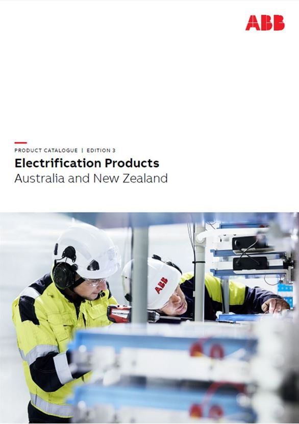 ABB Electrification Products Australia And New Zealand