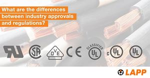 Approvals Agencies and Standards