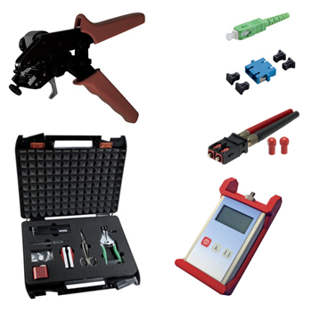 Picture for category Fibre - Tools,  Connectors & Adapters