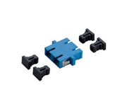 Picture of GOF Adapter Duplex LC SM BL /4PC