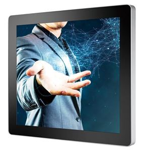 The Multi-Touch Industrial Display from Vecow