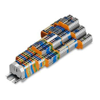 Picture for category WAGO Terminal Blocks