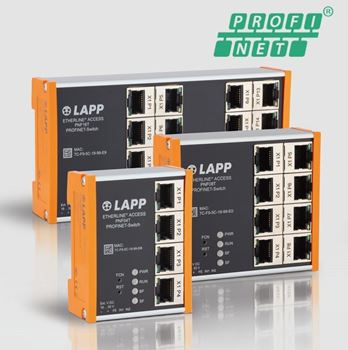 Picture for category PROFINET Switches