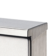 Picture of Enclosure Canopy Stainless 200x155