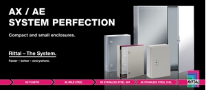 Rittal Enclosures Now Available From ECS
