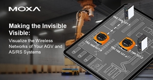 Making the Invisible Visible, AGV & AS/RS Systems