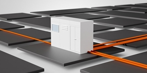 Ethernet Communication In Main Control Cabinet