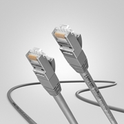 Picture of 1M CAT6 SHIELDED PATCHCORD GREY