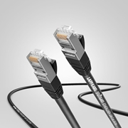 Picture of 1M CAT6 SHIELDED PATCHCORD BLACK