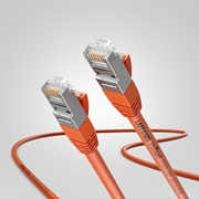 Picture of 1M CAT6 SHIELDED PATCHCORD ORANGE